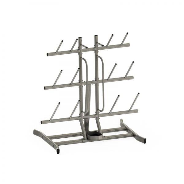 20 set studio barbell rack 0000 origin 20 set studio rack 2 - Origin 20 Set Studio Barbell Rack