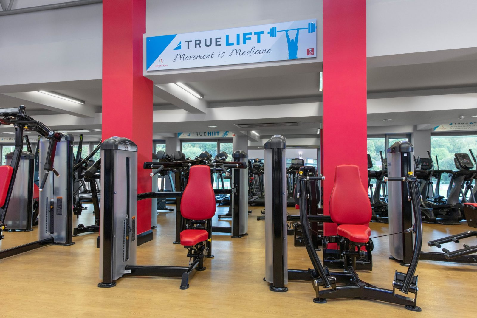 true lift fitness equipment