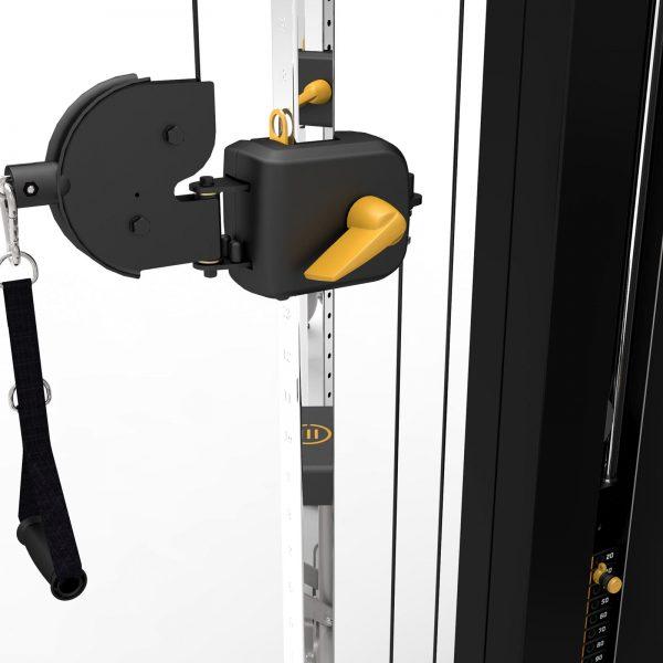 impulse encore dual adjustable pulley 3 - Impulse Encore Dual Adjustable Pulley