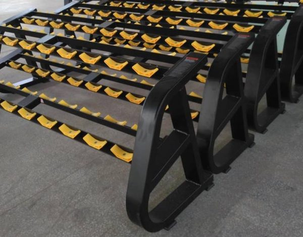 1038 4 - ART 1038 Dumbbell rack