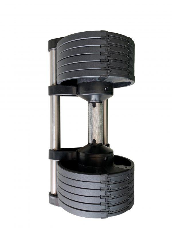 Adjustable Dumbells photo - ART d201 Adjustable Dumbbell - 32 kg