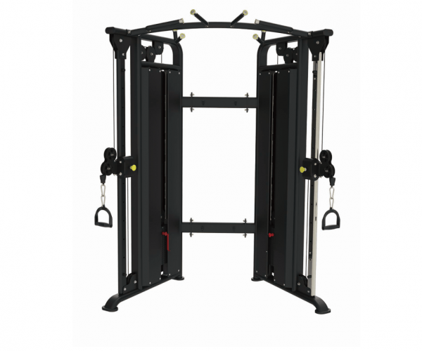 Dual Adjustable Pulley Cable System 1 - ART DZ001 Functional trainer dual adjustable pulley