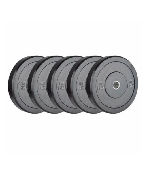 wsw - ART 037A Bumper plates 5- 25kg